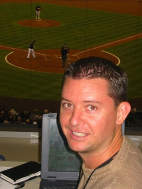 Josh Suchon, pictures, picture, photos, photo, pics, pic, images, image, Los Angeles Dodgers, broadcaster, announcer